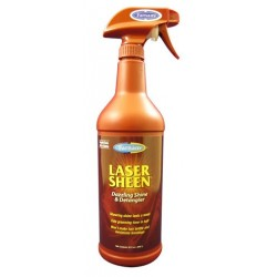 Laser Sheen avec spray 946ml Farnam