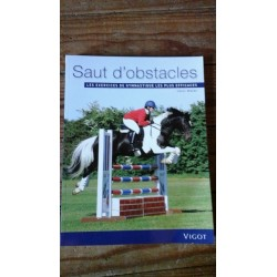 Saut d'obstacles, les exercices de gymnastique de Carol Mailer Edition Vigot