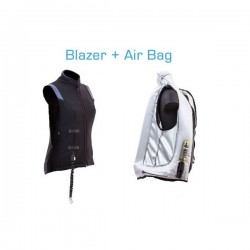 Gilet Air Shell + Air bag Helite