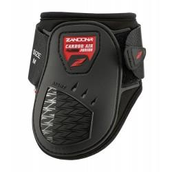 Protège boulet carbon air velcro Junior Zandona