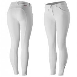 Pantalon Grand Prix basanes silicone Horze