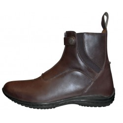 Nola boots cuir look sport Privilège Equitation