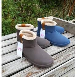 Boots fourrées Pénélope Leprévost
