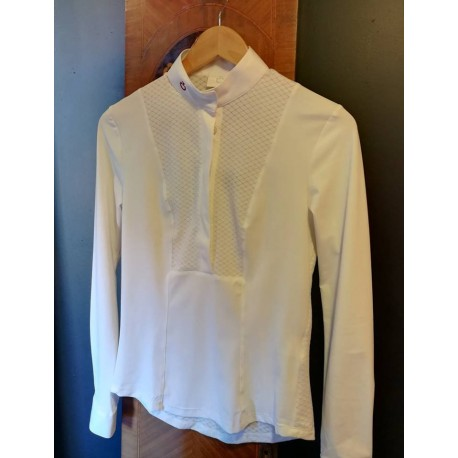 Chemise concours Cavaliera Toscana manches longues