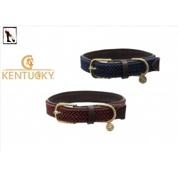 Collier Nylon tressé Kentucky