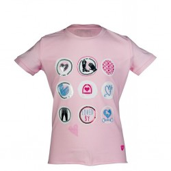 Tee shirt Piccola Heart HKM