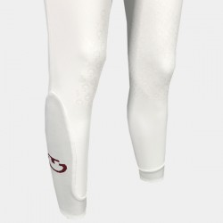 Pantalon New Grip Cavalleria Toscana blanc femme