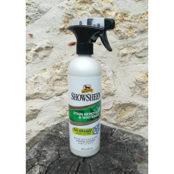 Showsheen détachant Absorbine stain remover and whitener