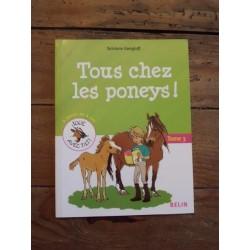 Tous à poney de Sylvianne Gangloff, Tome 3