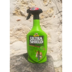 Ultrashield vert anti-insectes Absorbine