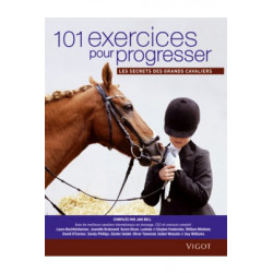 101 exercices pour progresser compilés par Jaki Bell édition Vigot