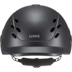 Onyxx Mat (49/54) casque noir réglable enfant Uvex