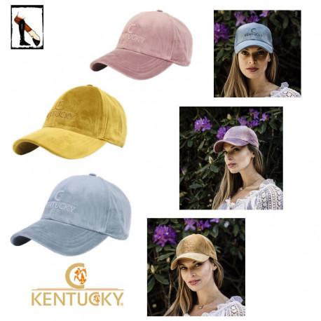 Casquette Velvet Kentucky