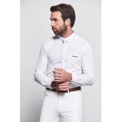 Samuel, chemise de concours manches longues homme Harcour