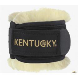 Kentucky protège-paturons doublés mouton synthétique