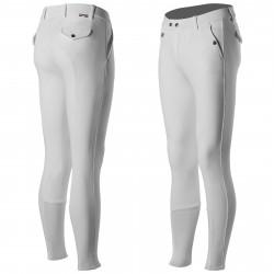 Grand prix pantalon homme Horze blanc