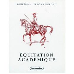 Equitation académique Gal Decarpentry