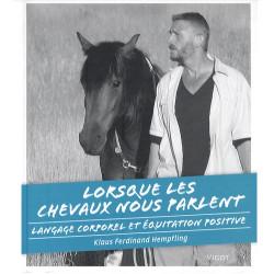 Lorsque les chevaux nous parlent, K.F.Hempfling, édition Vigot