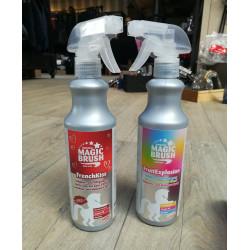Magic brush spray lustrant french kiss 500ml