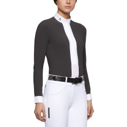 Chemise concours manches longues CAD 152 JE022 Cavalleria Toscana