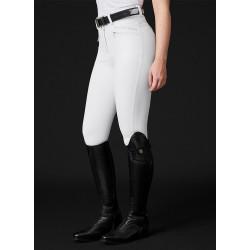 Pantalon Diana femme taille haute fond intégral silicone Mountain Horse